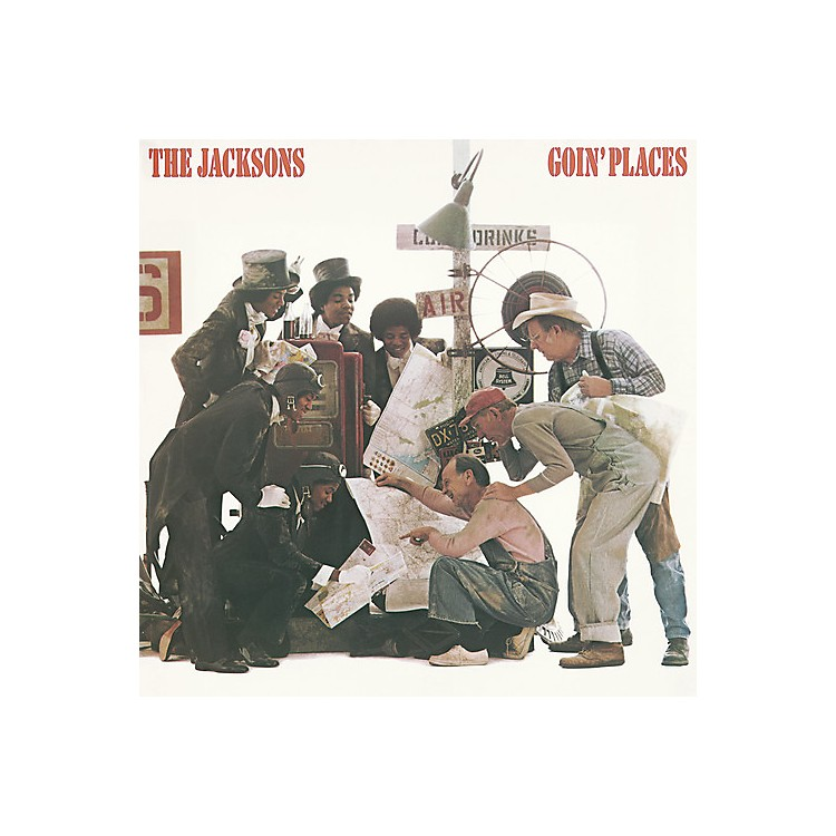 Alliance The Jacksons - Goin' Places