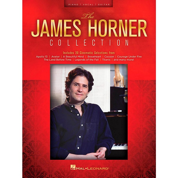 Hal Leonard The James Horner Collection for Piano/Vocal/Guitar