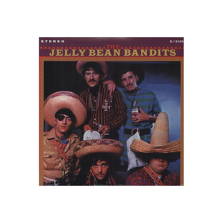 AllianceThe Jelly Bean Bandits - The Jelly Bean Bandits