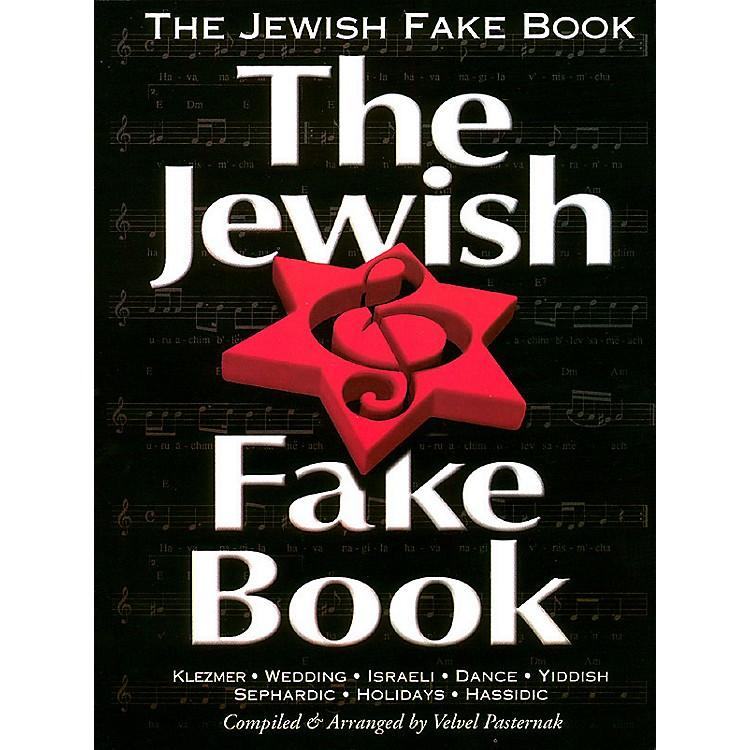 Tara PublicationsThe Jewish Fake Book Tara Books Series