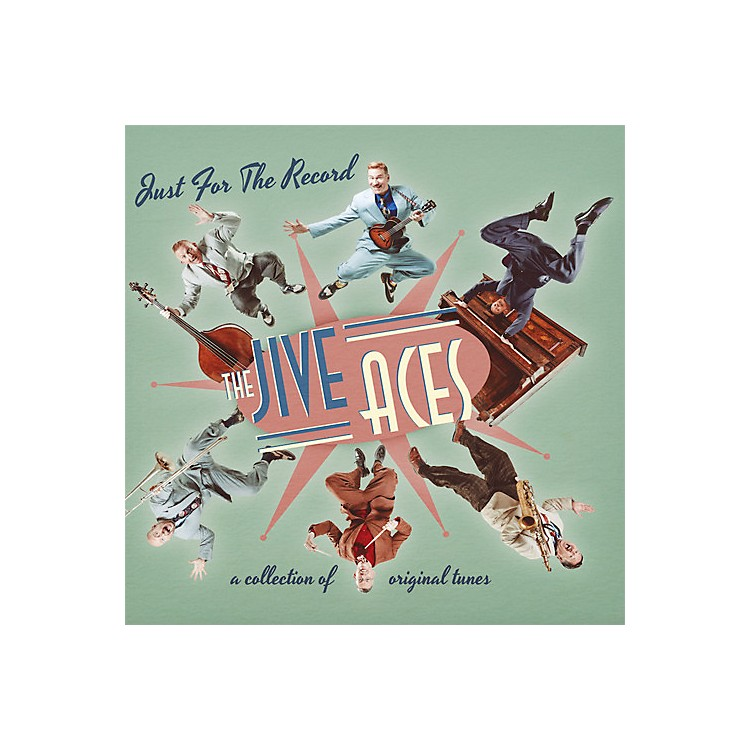 AllianceThe Jive Aces - Just For The Record