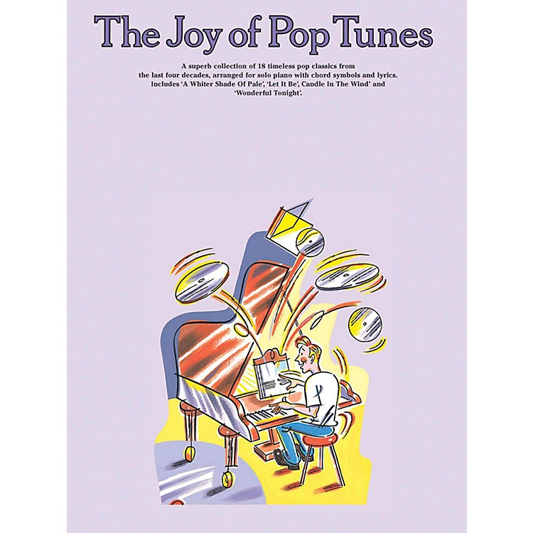 Music Sales The Joy Of Pop Tunes for Piano Solo