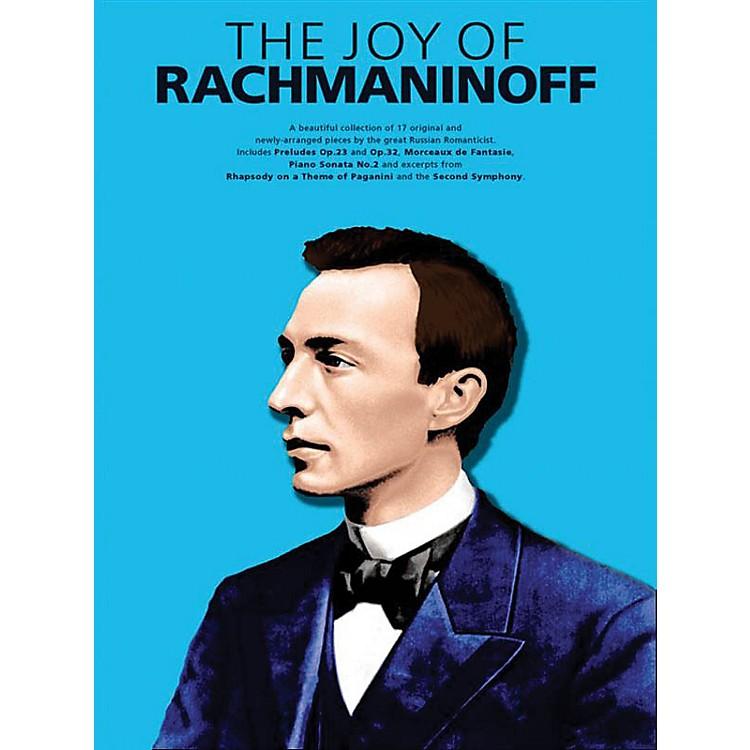 Music SalesThe Joy of Rachmaninoff Music Sales America Series Softcover