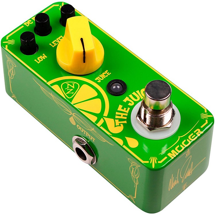 MooerThe Juicer Distortion Effects Pedal