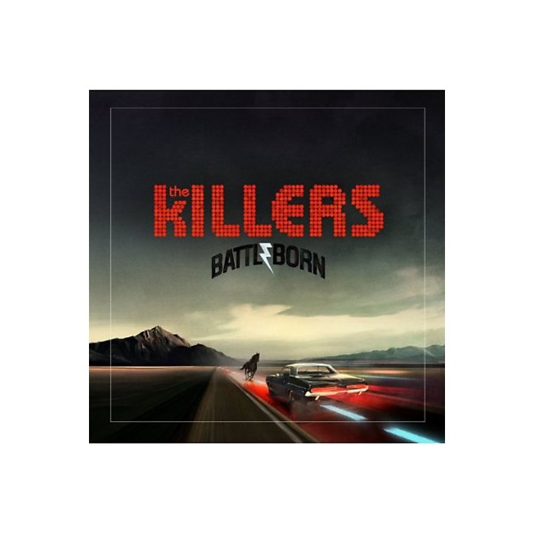 Alliance The Killers - Battle Born