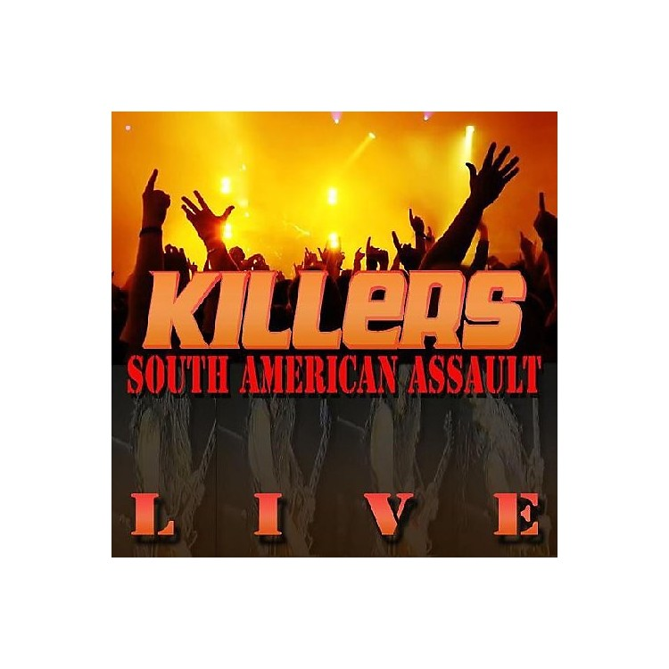 AllianceThe Killers - South American Assault Live