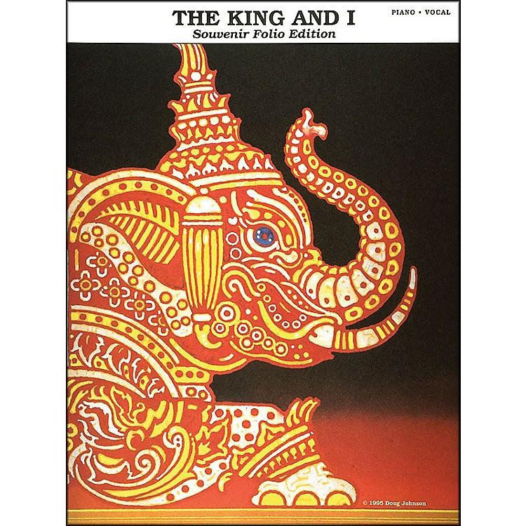 Hal LeonardThe King And I Souvenir Edition arranged for piano, vocal, and guitar (P/V/G)