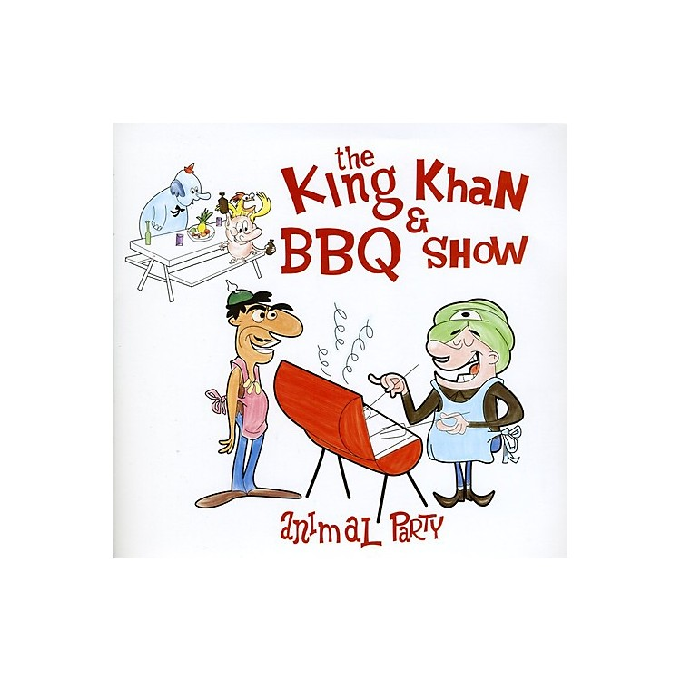 Alliance The King Khan & BBQ Show - Animal Party