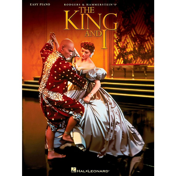 Hal Leonard The King and I for Easy Piano