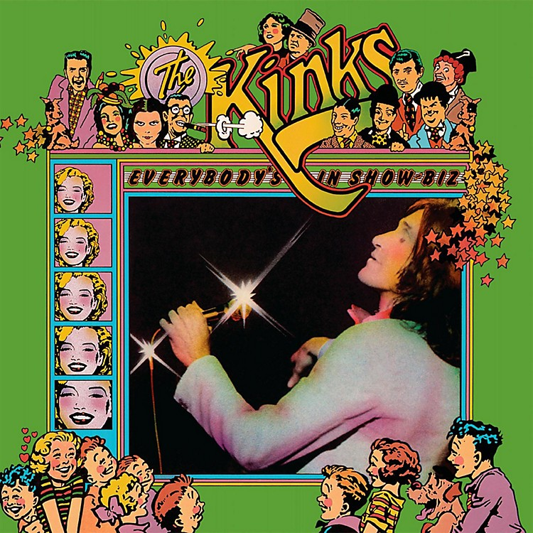 SonyThe Kinks - Everybody's In Show-Biz