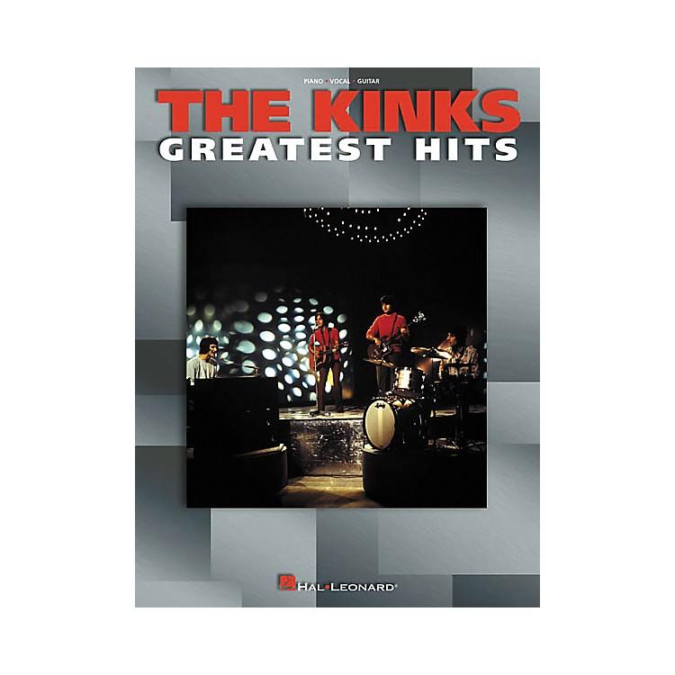 Hal LeonardThe Kinks Greatest Hits Songbook