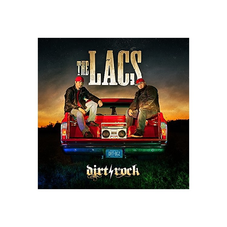 AllianceThe Lacs - Dirt Rock (CD)
