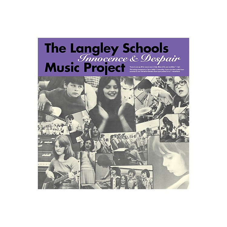 AllianceThe Langley Schools Music Project - Langley Schools Music Project: Innocence & Despair