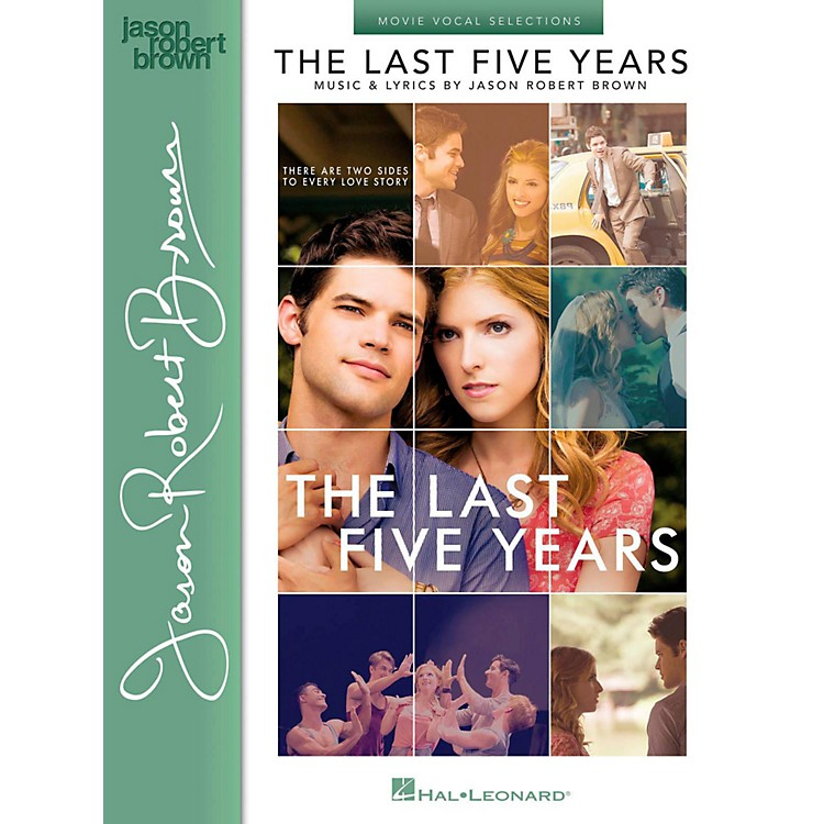 Hal LeonardThe Last 5 Years - Movie Selections