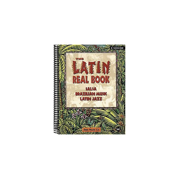 Hal LeonardThe Latin Real Book - C Version