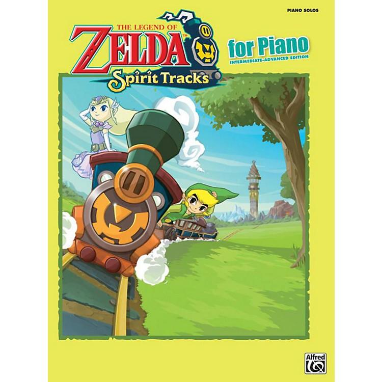AlfredThe Legend of Zelda Spirit Tracks for Piano Solos Book