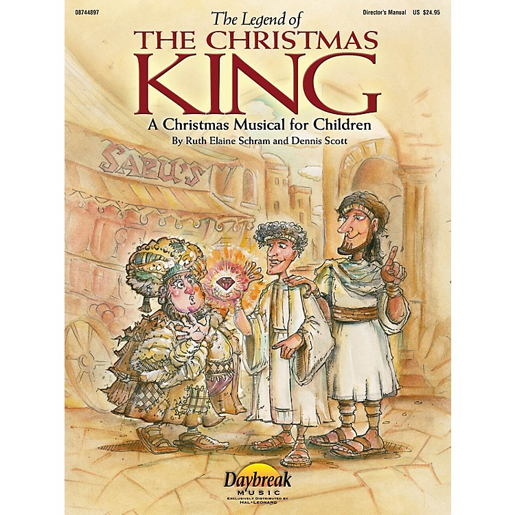 Hal LeonardThe Legend of the Christmas King REPRO PAK Composed by Ruth Elaine Schram