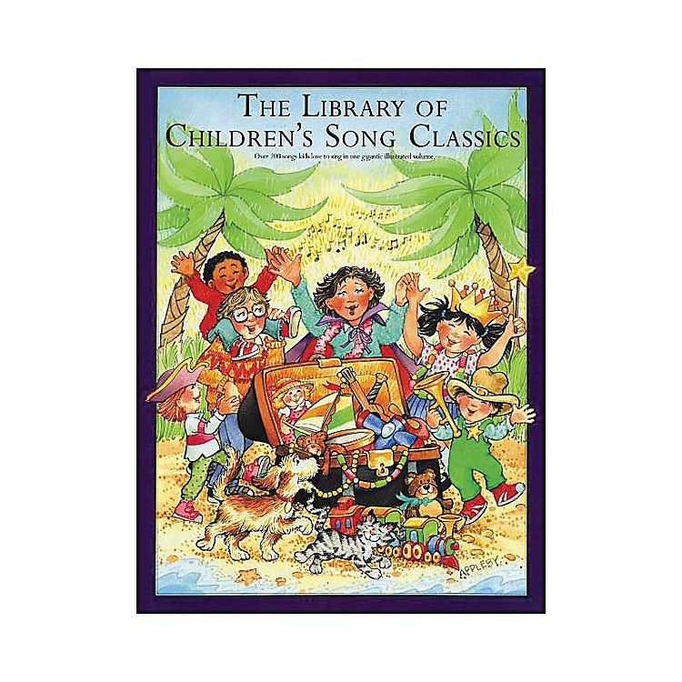 Music Sales The Library Of Children's Song Classics
