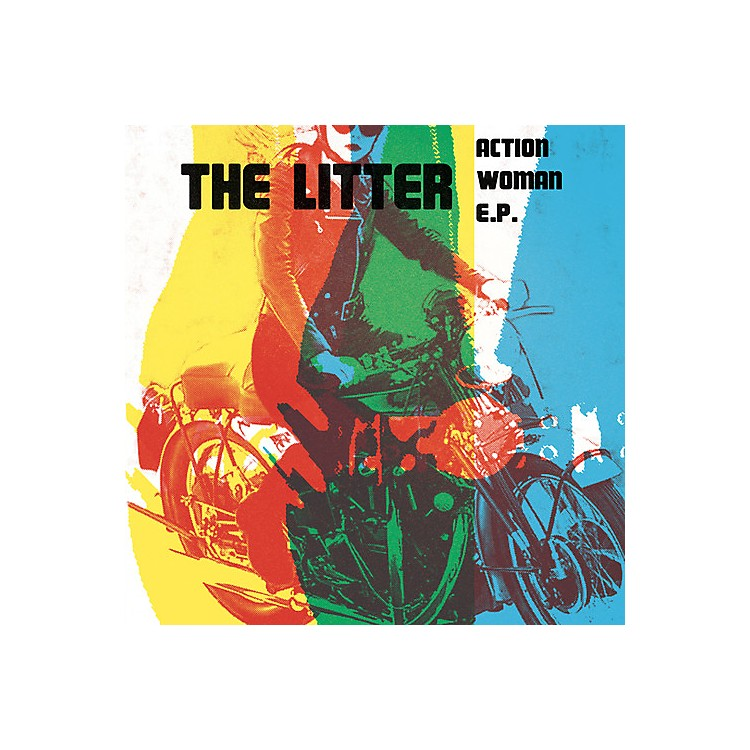 AllianceThe Litter - Action Woman Ep