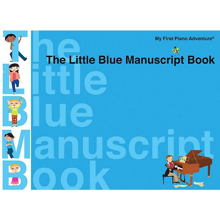 Faber Piano AdventuresThe Little Blue Manuscript Book - Faber Piano Adventures