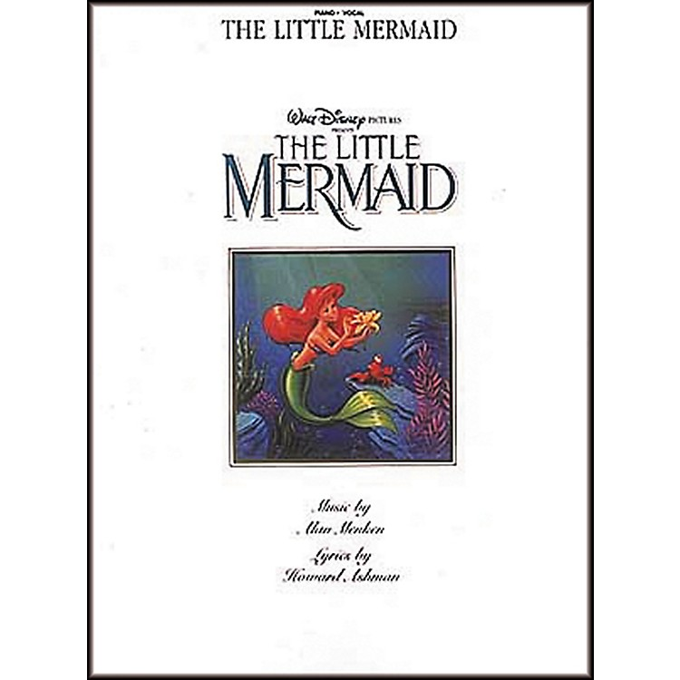 Hal Leonard The Little Mermaid Piano, Vocal, Guitar