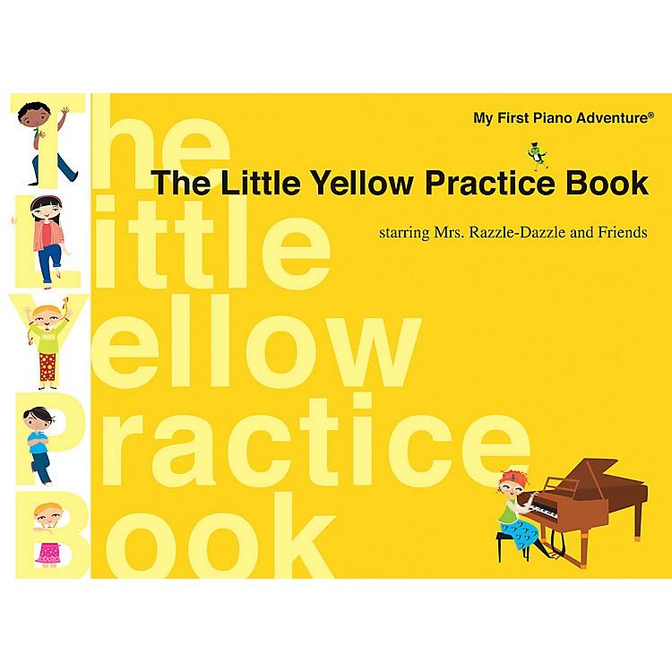 Faber Piano AdventuresThe Little Yellow Practice Book Faber Piano Adventures