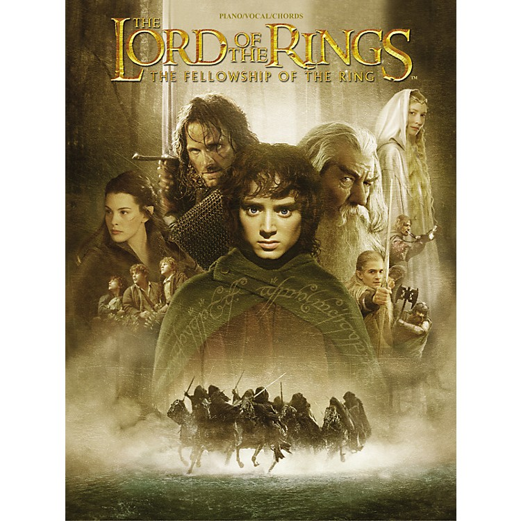 AlfredThe Lord of the Rings The Fellowship of the Ring Piano/Vocal/Chords