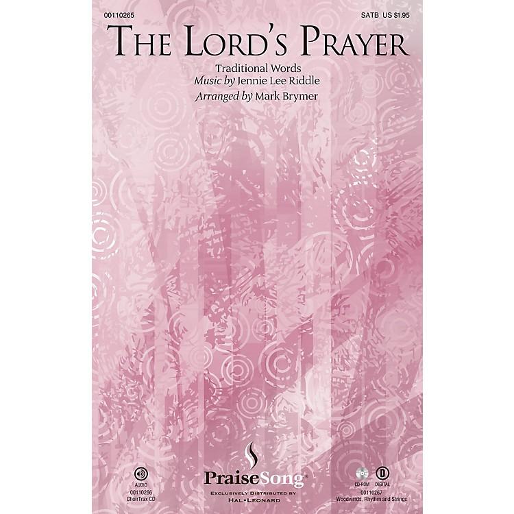 PraiseSongThe Lord's Prayer SATB arranged by Mark Brymer