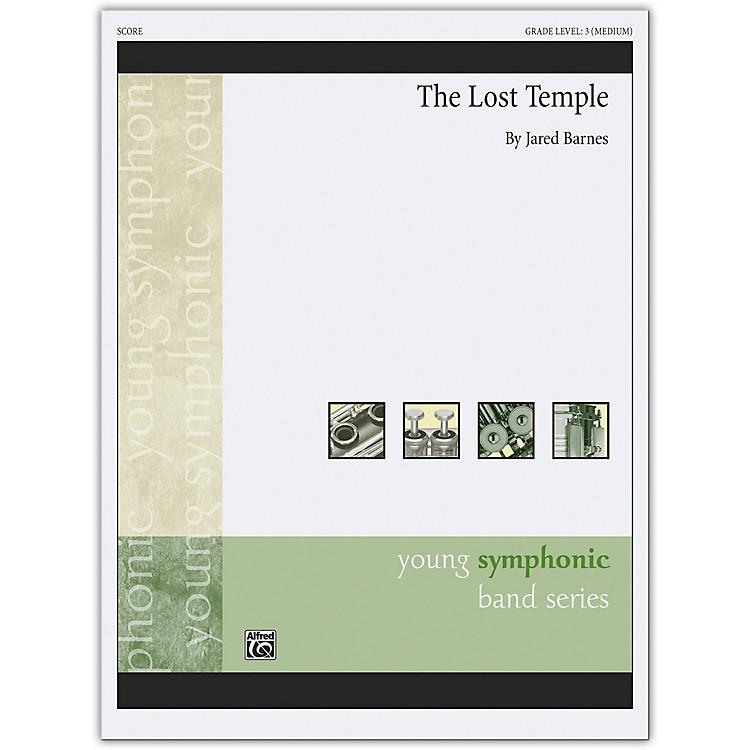 AlfredThe Lost Temple Conductor Score 3 (Medium)