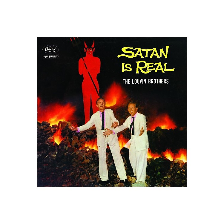 AllianceThe Louvin Brothers - Satan Is Real
