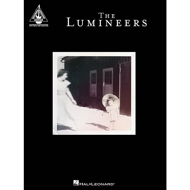 Hal Leonard The Lumineers Guitar Tab Songbook