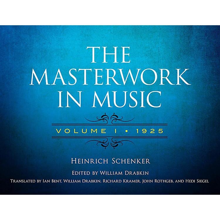 AlfredThe Masterwork in Music, Volume I 1925 - Volume I 1925