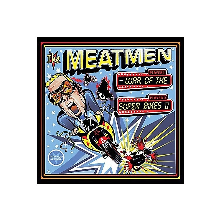 Alliance The Meatmen - War of the Superbikes 2