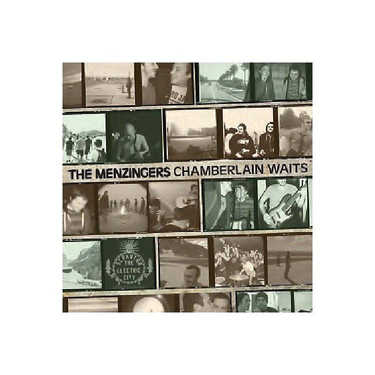 AllianceThe Menzingers - Chamberlain Waits