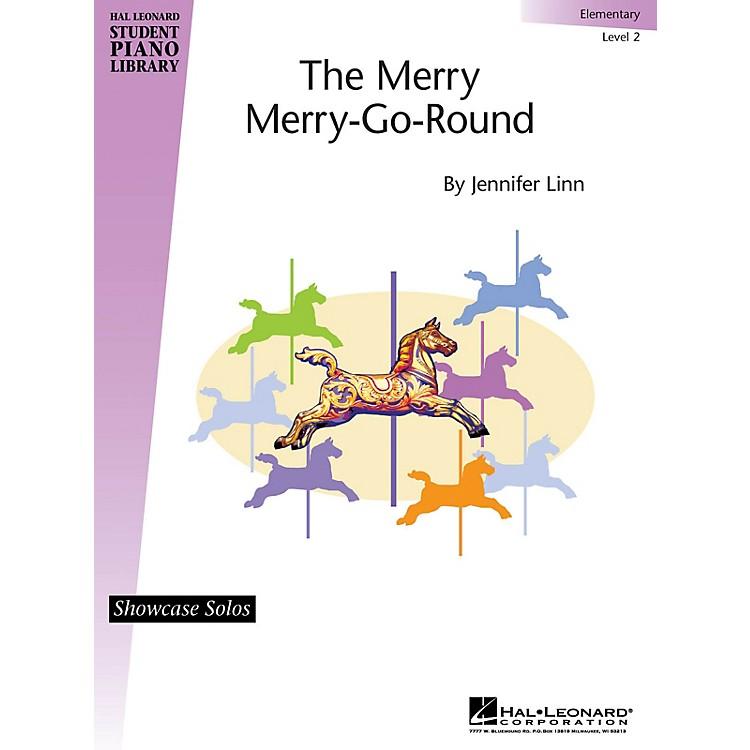 Hal LeonardThe Merry Merry-Go-Round Piano Library Series by Jennifer Linn (Level Elem)