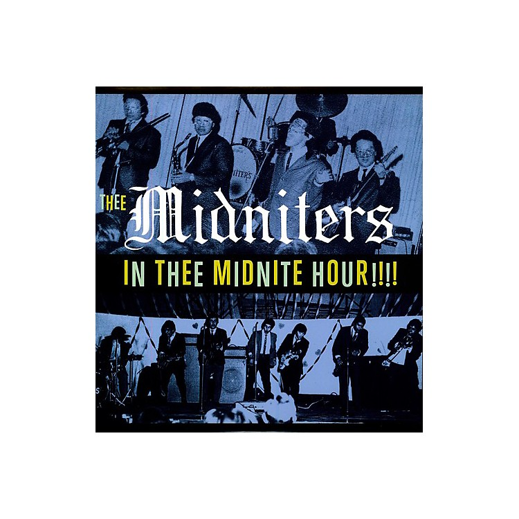 AllianceThe Midniters - In Thee Midnight Hour