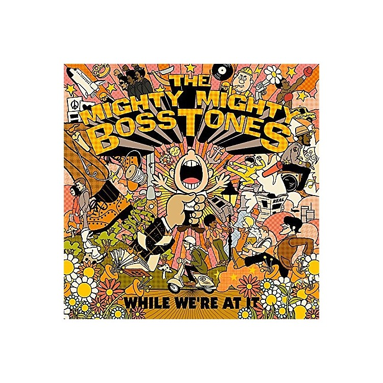 AllianceThe Mighty Mighty Bosstones - While We're At It