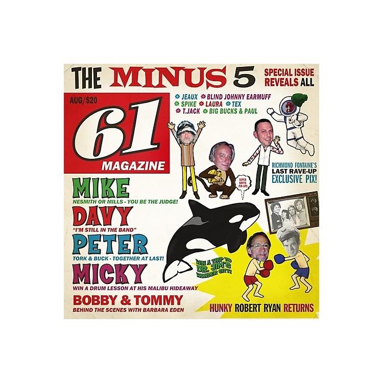 AllianceThe Minus 5 - Of Monkees & Men
