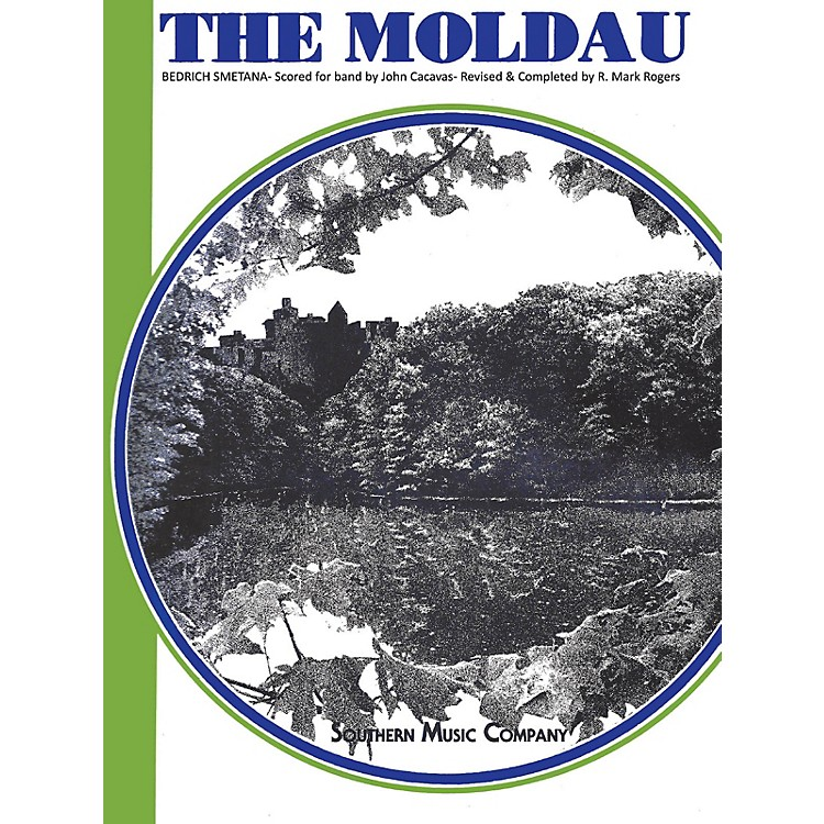 Southern The Moldau Concert Band Level 5 Arranged by John Cacavas