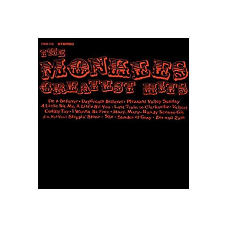 AllianceThe Monkees - Greatest Hits