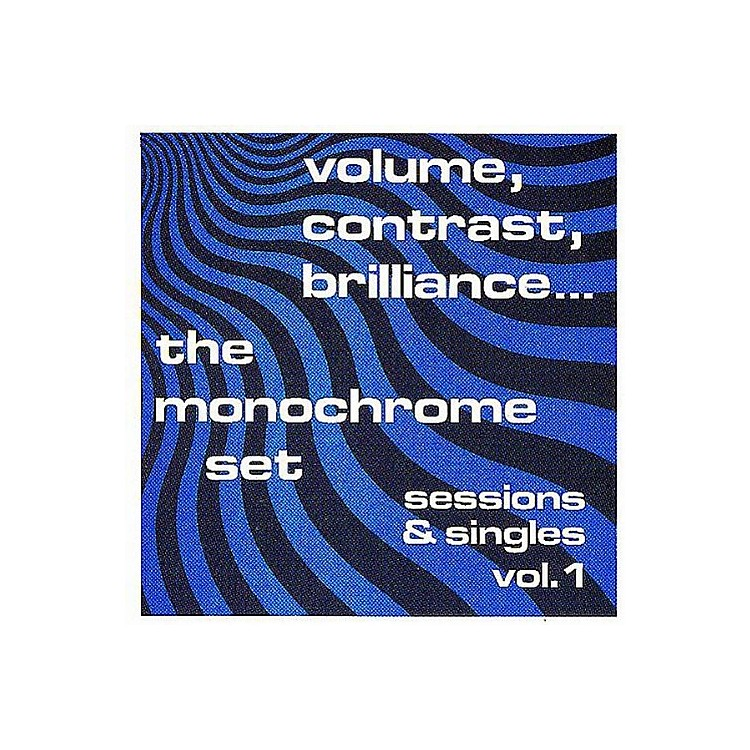AllianceThe Monochrome Set - Contrast Brilliance: Sessions & Singles 1