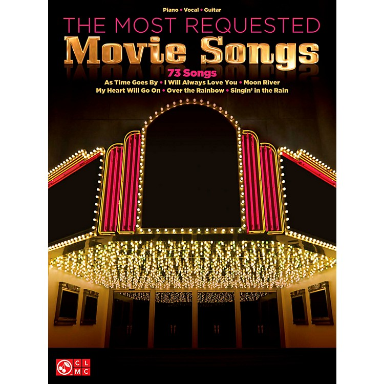 Cherry LaneThe Most Requested Movie Songs for Piano/Vocal/Vocal PVG