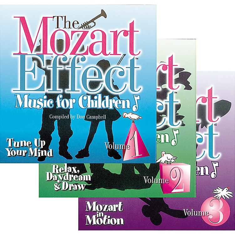 mozart effect for children book review