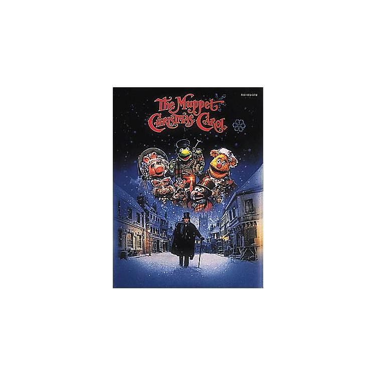 Hal LeonardThe Muppet Christmas Carol Piano, Vocal, Guitar Songbook
