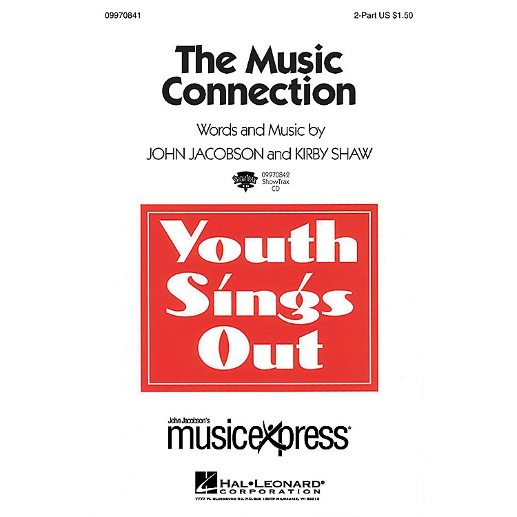 Hal Leonard The Music Connection ShowTrax CD Composed by John Jacobson
