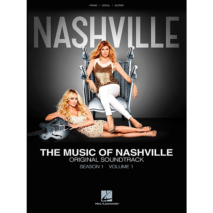 Hal Leonard The Music Of Nashville Season 1, Volume 1 for Piano/Vocal/Guitar