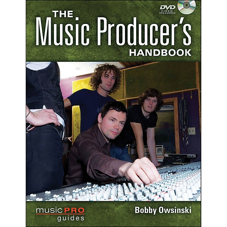 Hal Leonard The Music Producer's Handbook