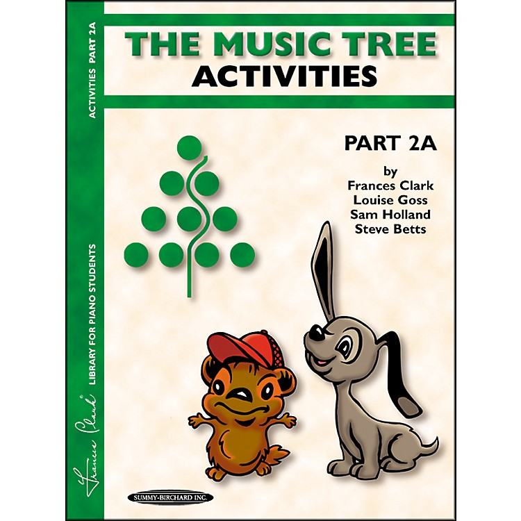 AlfredThe Music Tree Activities Book Part 2A