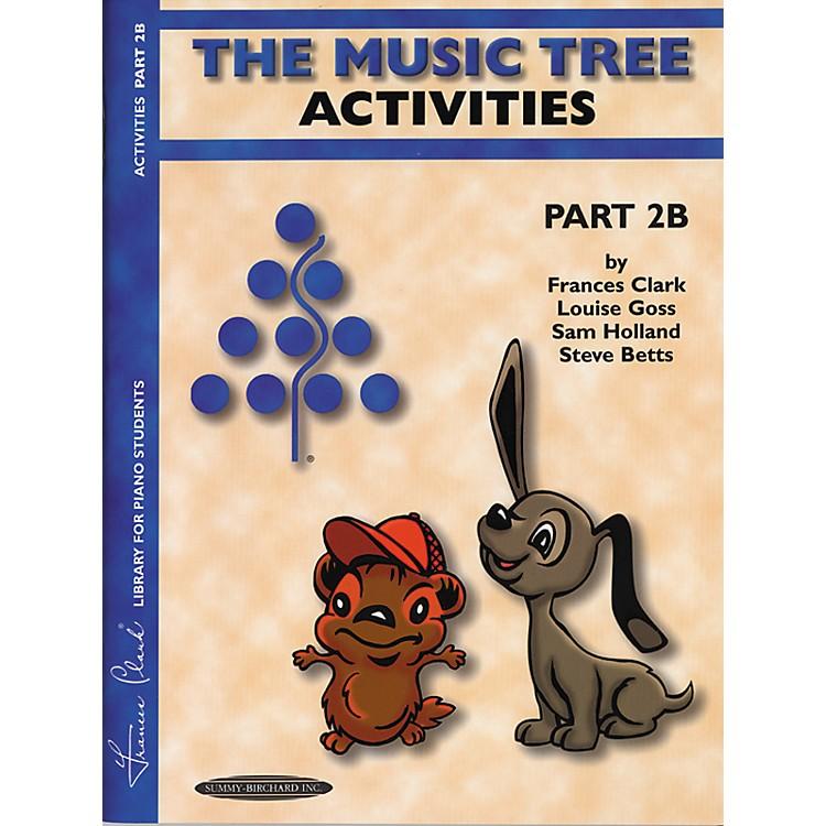 AlfredThe Music Tree Activities Book Part 2B