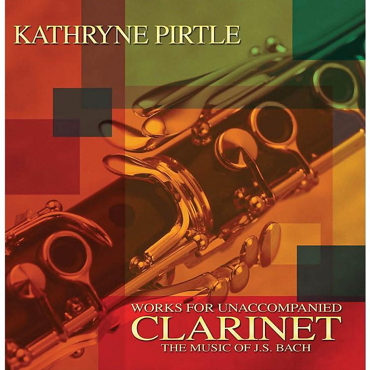 Rubank PublicationsThe Music of J.S. Bach - Works for Unaccompanied Clarinet Rubank CD Series CD by Kathryne Pirtle